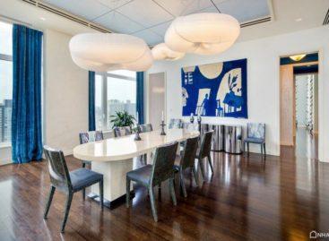 Sự kết hợp tuyệt hảo giữa nội – ngoại thất của penthouse Laurel (Phần 1)