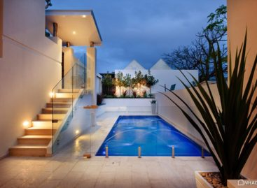 Thiết kế hiện đại của ngôi biệt thự ở vùng Tây Úc