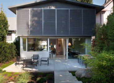 Thiết kế ngôi nhà số 430 của D'Arcy Jones Architecture