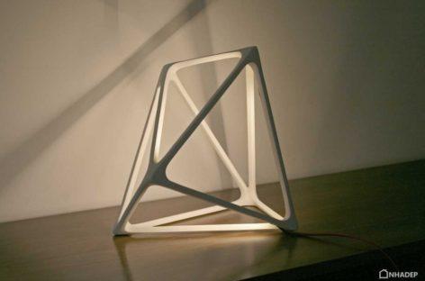 Chiêm ngưỡng vẻ đẹp tinh tế của chiếc đèn treo Molecula