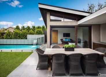 Ngôi nhà ấm áp, hiện đại ở Melbourne