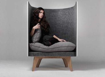 Thiết kế độc đáo của chiếc ghế V1