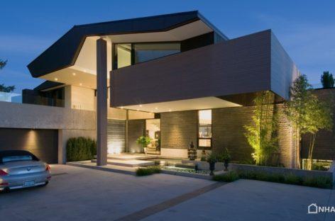 Căn biệt thự thoáng đãng Groveland House được thiết kế bởi Mcleod Bovell