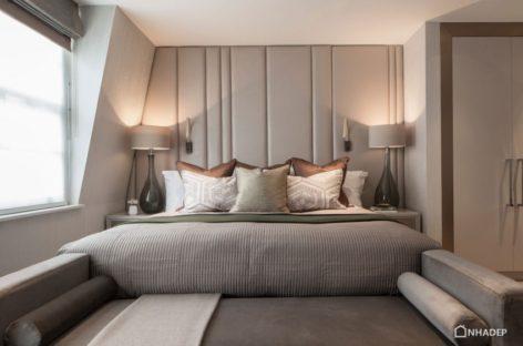 Sự tinh tế trong thiết kế của ngôi nhà Eaton Mews North ở London