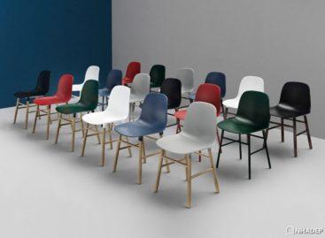 Bộ sưu tập bàn ghế mới của Simon Legald