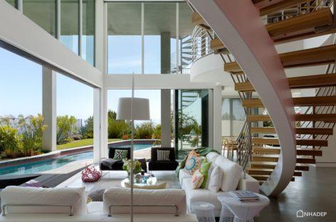 Dự án nhà ở mang phong cách California của Duipus Design