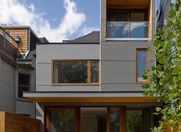 Mang ánh sáng và không gian mới vào ngôi nhà ở Toronto