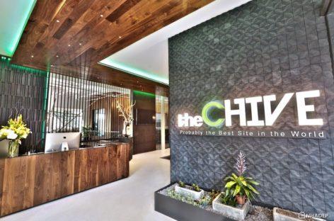 Thiết kế hiện đại của tòa nhà văn phòng Jovial tại Texas