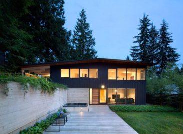 Cải tạo căn nhà cổ xây dựng từ những năm 1950 ở Vancouver