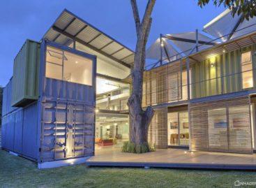Ngôi nhà container Incubo