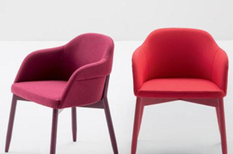 Chiếc ghế bành Spy đơn giản nhiều màu sắc