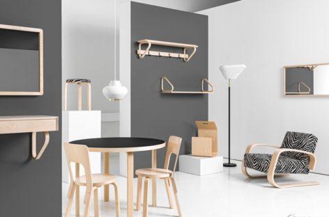 Hồi sinh các sản phẩm của Alvar Aalto trong bộ sưu tập nội thất mới nhất của Artek