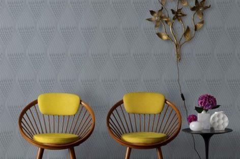 10 thiết kế giấy dán tường cho không gian hiện đại