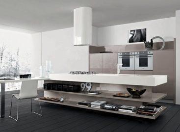 11 mẫu nhà bếp hiện đại và thanh lịch