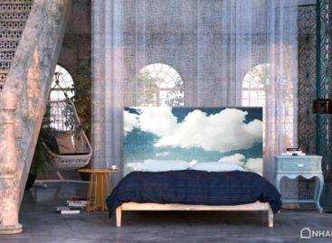 8 ý tưởng thiết kế phòng ngủ cho giấc ngủ ngon