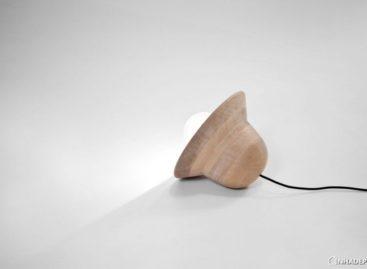 Chiếc đèn hình mũ của Norm Architect