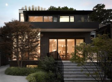 Chiêm ngưỡng ngôi nhà Bedford Park được thiết kế bởi LGA Architectural  Partners