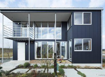 Phong cách đơn giản của ngôi nhà miền quê ở Nhật Bản
