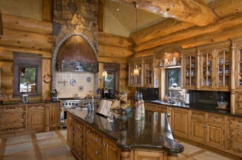Chiêm ngưỡng biệt thự gỗ ấn tượng ở Colorado, Mỹ