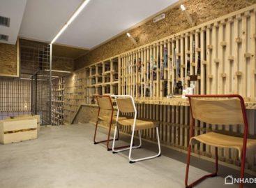 Quán cà phê IT được thiết kế bởi Divercity Architects