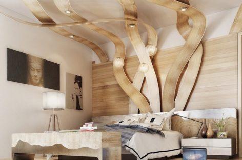 Giới thiệu các kiểu phòng ngủ hiện đại tuyệt đẹp (Phần 1)