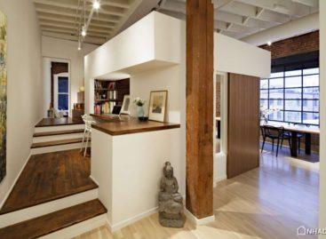 Căn hộ áp mái hiện đại ở Portland phù hợp với hai phong cách sống