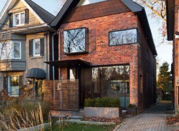 Ngắm nhìn vẻ hiện đại sau khi cải tạo của căn nhà được xây từ những năm 1900