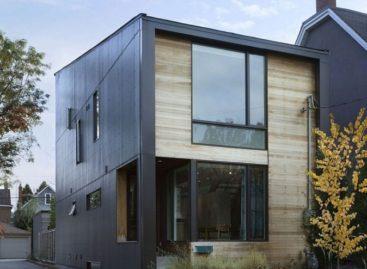 Căn nhà hiện đại ở Toronto với cách sử dụng không gian thông minh