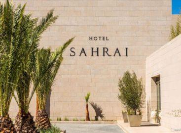 Vẻ sang trọng của khách sạn Sahrai được thiết kế bởi Christophe Pillet