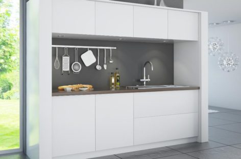 [Video] Khu bếp tiện dụng với phụ kiện của Hafele