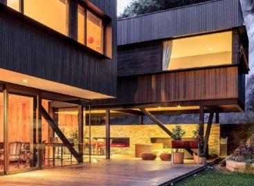 Ngôi nhà Swett được thiết kế bởi Prado Arquitectos