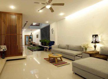 Nhà ống 2 tầng ánh sáng tự nhiên cho mọi phòng