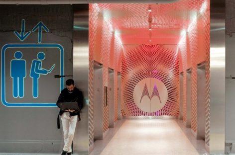 Văn phòng của Motorola Mobility tại Chicago, IIIinois được thiết kế bởi Gensler