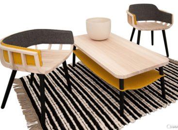 Các sản phẩm nội thất mới của Ireland tại Milan 2015