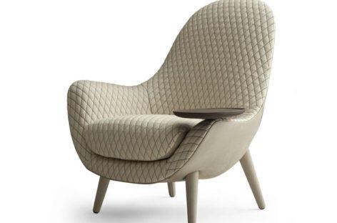 Ghế bành Mad King sang trọng được thiết kế bởi Marcel Wanders