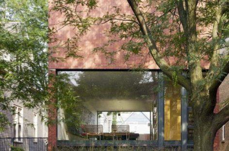 Ngôi nhà Claremont với thiết kế của Brininstool + Lynch