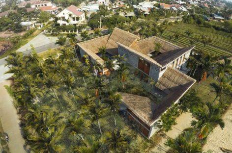 Nhà cộng đồng Cẩm Thanh, đặc trưng của nông thôn Việt Nam