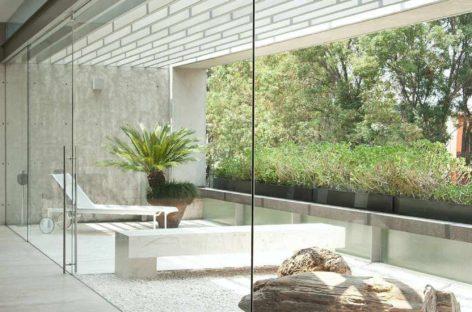 Căn hộ Penthouse Polanco hiện đại được thiết kế bởi Gantous Arquitectos