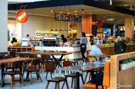 Quán cà phê Zucca ấn tượng được thiết kế bởi Span Design
