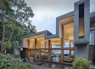 Ngôi nhà Ridge có kiến trúc lạ mắt được thiết kế bởi Marko Simcic và Brian Broster