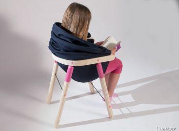 Chiếc ghế Soothing được thiết kế dành cho trẻ em
