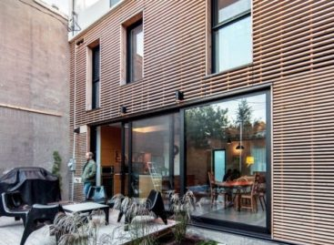 Alma Street được thiết kế bởi Thomas Balaban Architecte