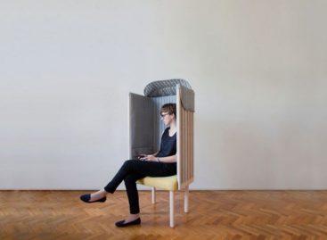 Offline – mẫu ghế cho không gian riêng tư