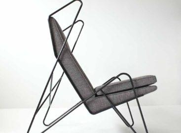 Ghế dài Series Z với thiết kế tối giản của Roan Barrion