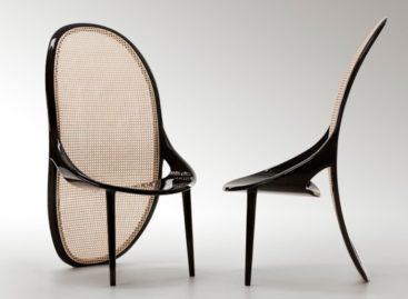 Ghế Wiener với thiết kế mang phong cách cổ điển cuối thế kỷ XIX