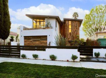 Ngôi nhà 355 Mansfield mang phong cách cổ điển của Ý ở Los Angeles
