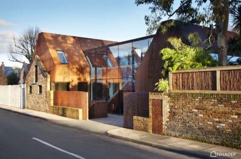 Ngôi nhà Kew cho cuộc sống hiện đại