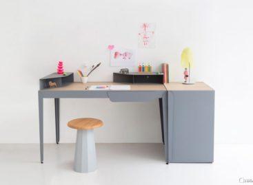 Đèn treo Loop và bàn Flamingo được thiết kế bởi Constance Guisset
