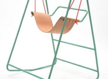 Ghế Rocking Swing được thiết kế bởi Clara Rivière và Tobias Nickerl