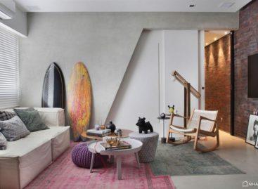 VF House: ngôi nhà với phong cách chiết trung ở Rio